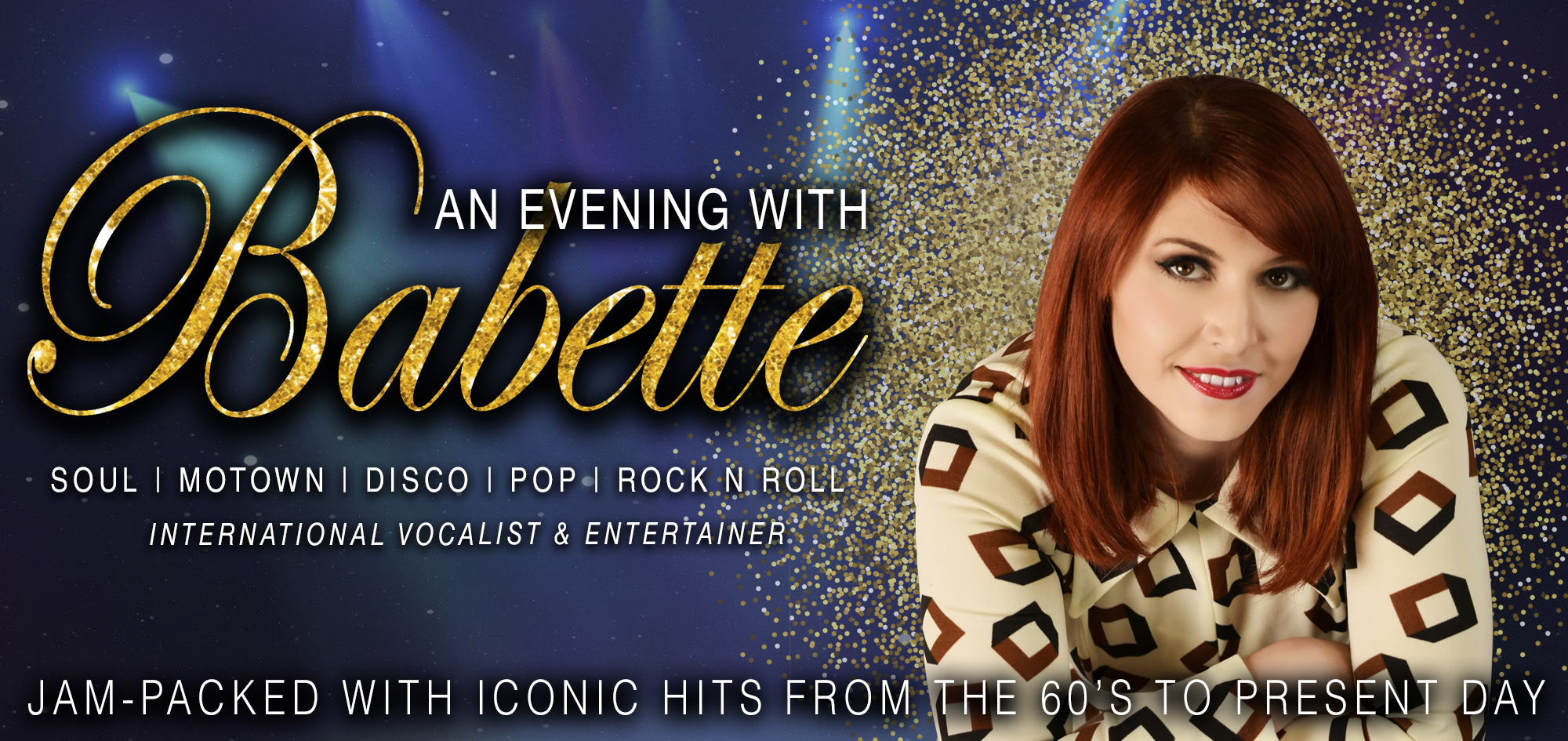 Evening With Babette banner